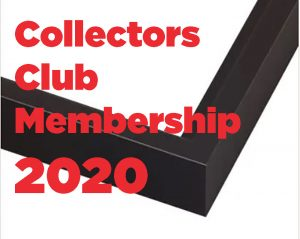 2020 Collectors Club Membership