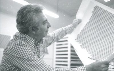 Garo Antreasian (1922-2018)