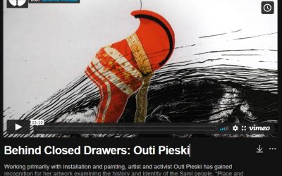 Behind Closed Drawers: Outi Pieski