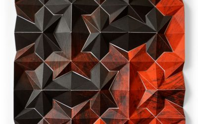 Two-Fold: A Pairing of Frederick Hammersley + Matthew Shlian