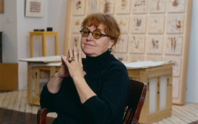Michelle Stuart: Beyond the Earth An Interview with The Art Paper