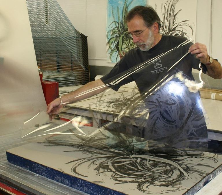 Jim Dine | IFPDA Fine Art Print Fair 2020