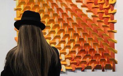 Matthew Shlian | IFPDA Fine Art Print Fair 2020