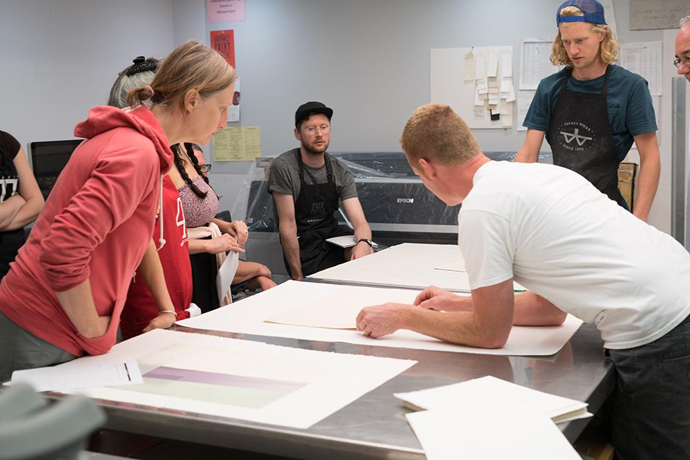 Printer Training Program